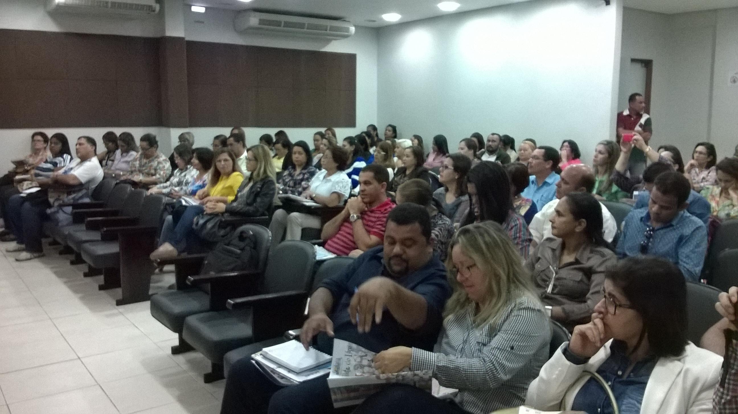 Curso de Formação da OLP/2015, em Alagoas