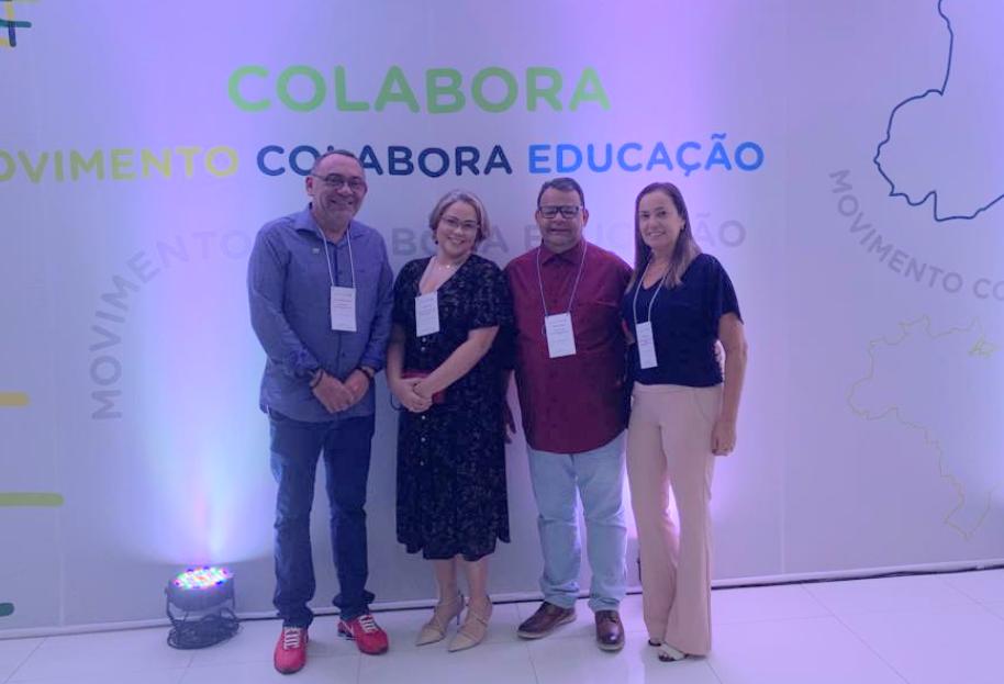 Undime Alagoas participa do 2° Seminário Colabora Educação em Brasília