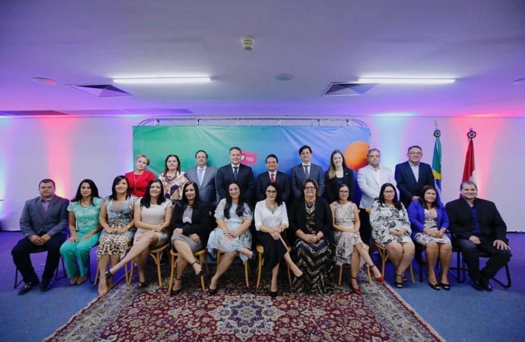 Undime-AL participa da cerimônia de posse dos novos gerentes regionais de Educação de Alagoas.