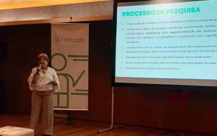 Ana Dayse Dória representa Undime Nordeste no 2° Encontro da Frente Base Nacional da Profissão Docente