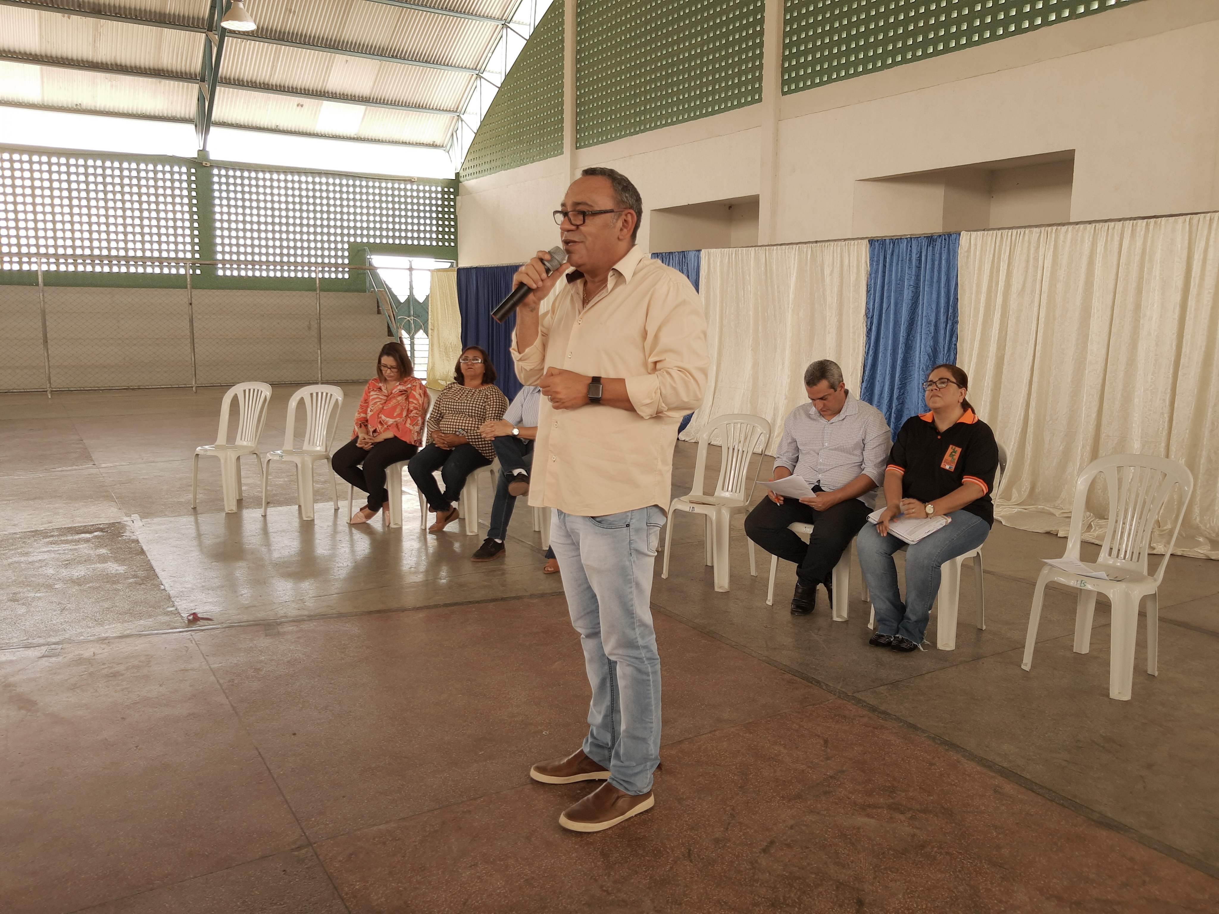 Encontro da Uncme debate criação do Conselho Municipal de Educação de Dois Riachos