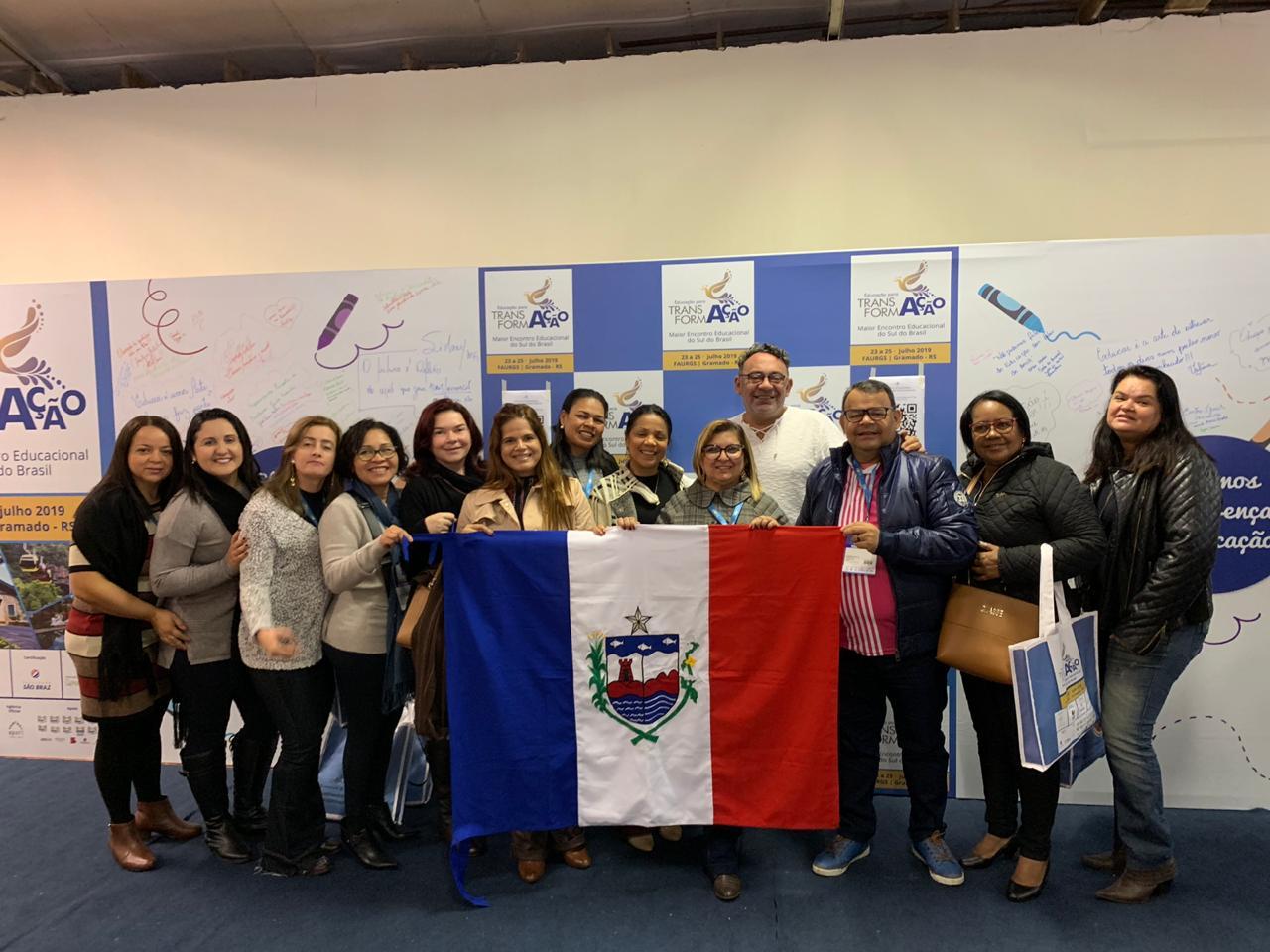 Undime Alagoas participa de Encontro Educacional do Sul em Gramado-RS
