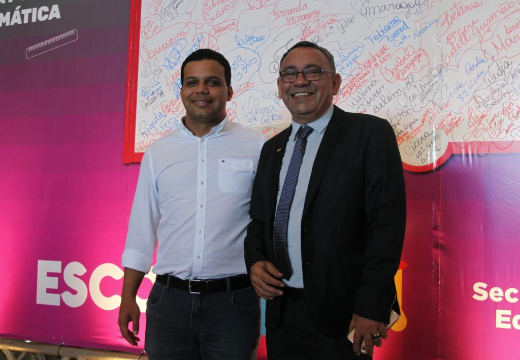 Presidente da Undime Alagoas é empossado como Dirigente Municipal de Educação de Dois Riachos (Gestão 2021-2024)