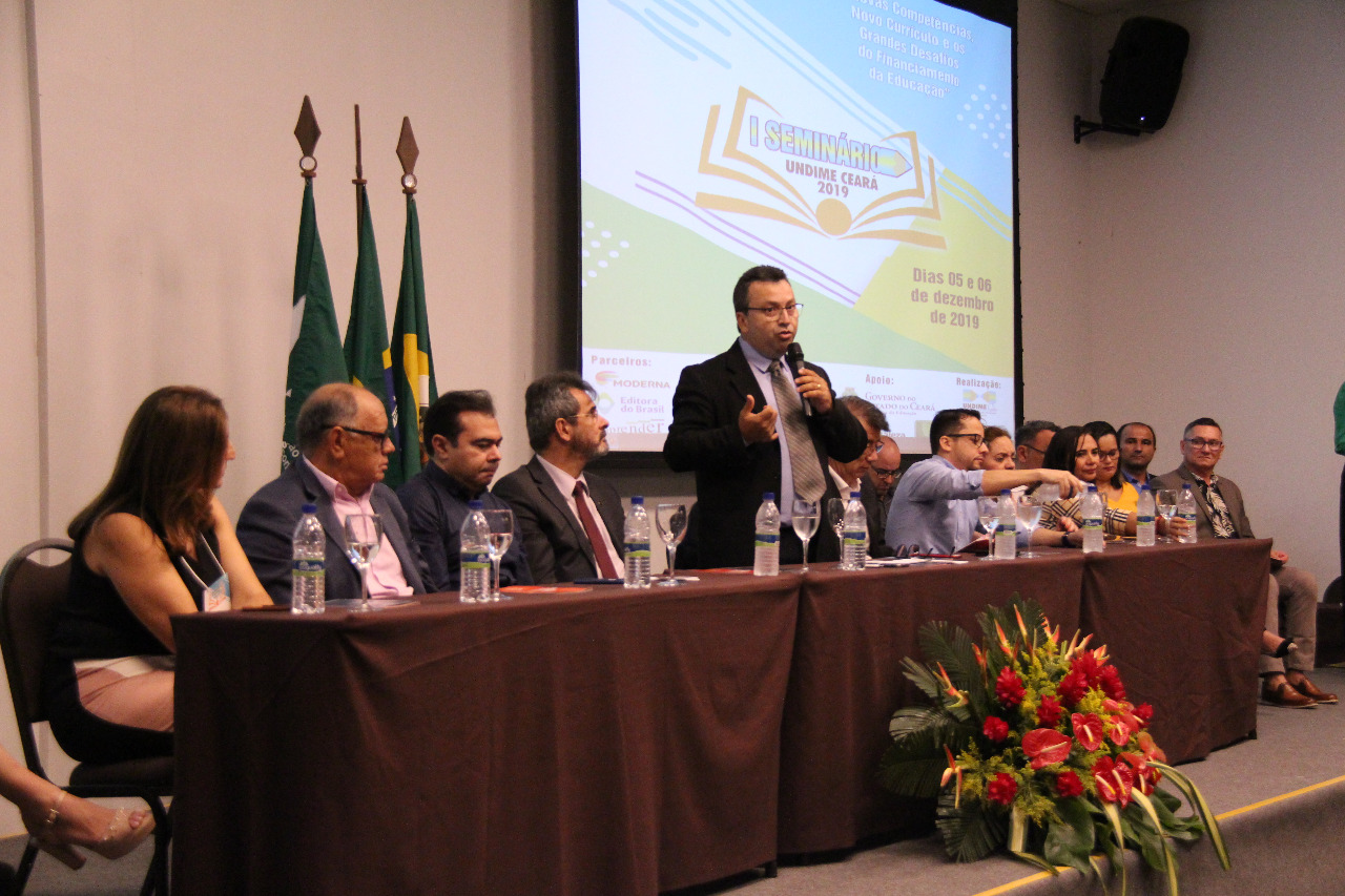 Undime Alagoas marca presença no I Seminário da Undime Ceará em 2019