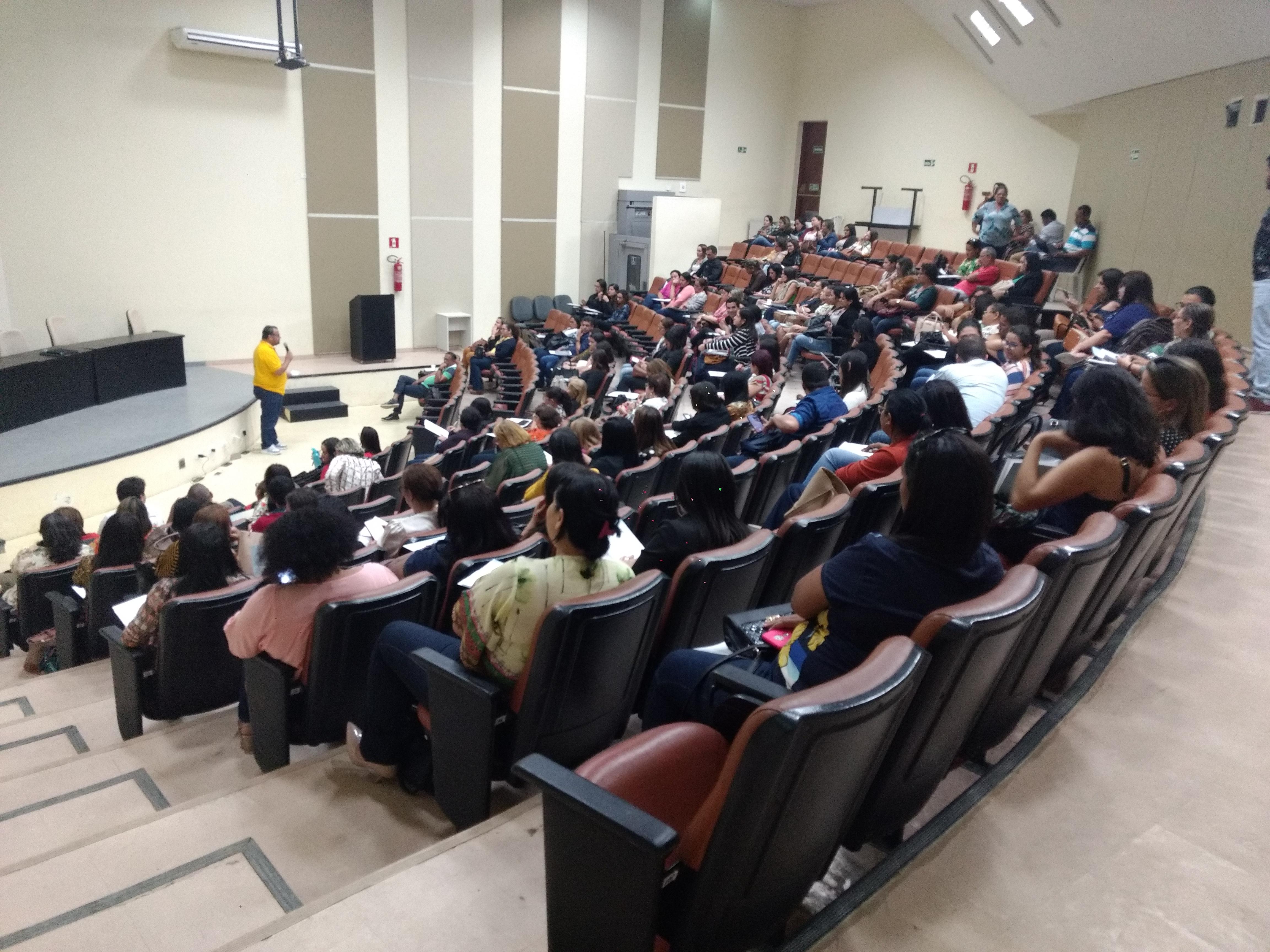 Undime-AL promove seminário sobre área de linguagens no Novo Currículo Alagoano