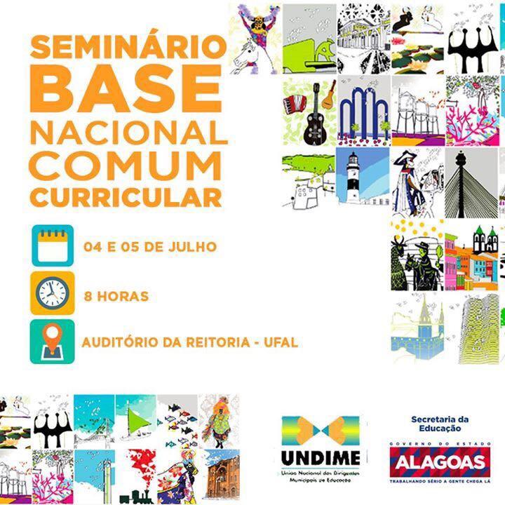 Transmissão Ao Vivo do Seminário Estadual da BNCC - Alagoas