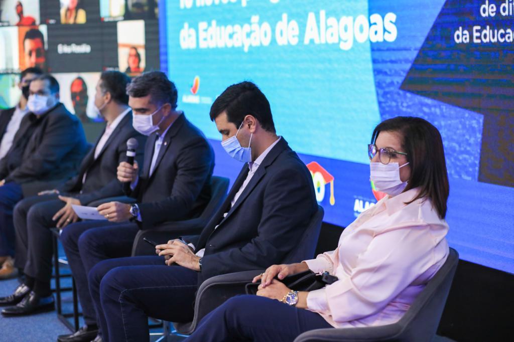 Undime-AL participa da posse dos novos gerentes regionais de Educação de Alagoas