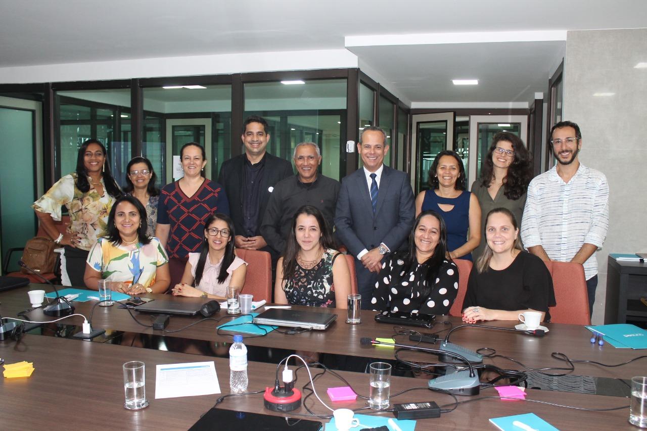 Undime Alagoas participa de mais uma reunião da Frente de Avaliação em Brasília