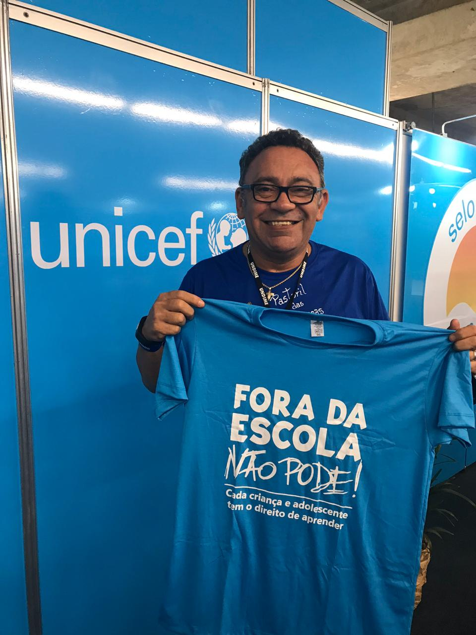 Undime Alagoas participa de Capacitação da Busca Ativa Escolar em Brasília