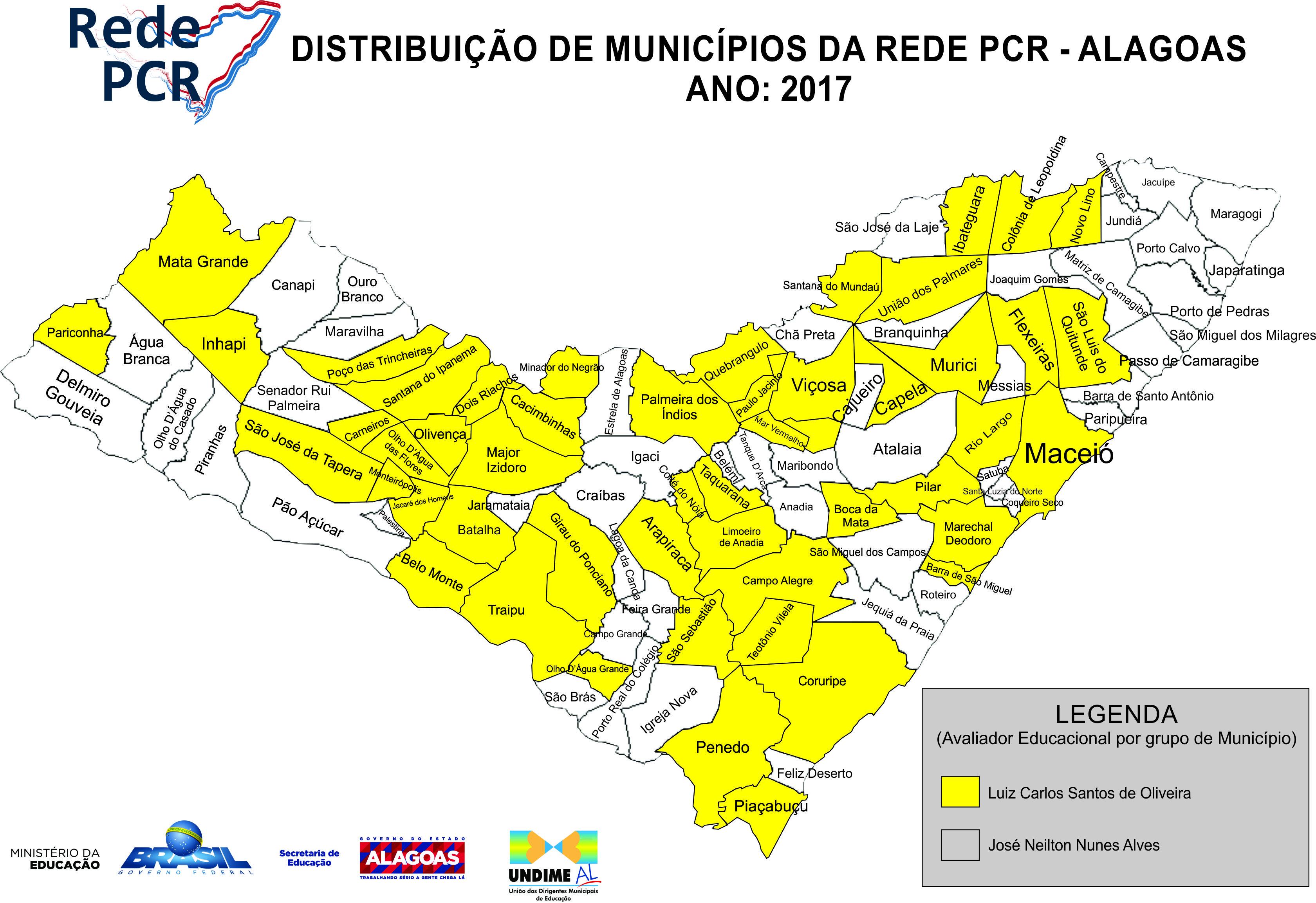 Rede PCR Alagoas
