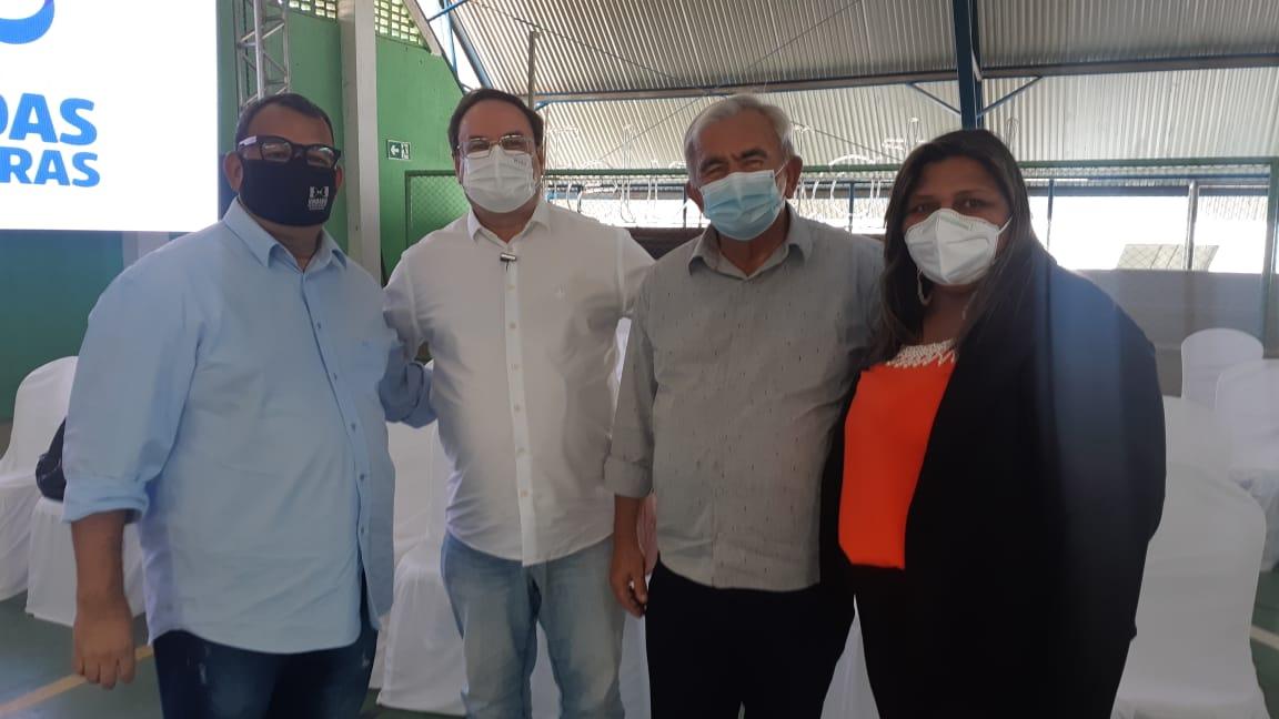 Undime-AL participa do lançamento do Programa Avança Poço, no município de Poço das Trincheiras