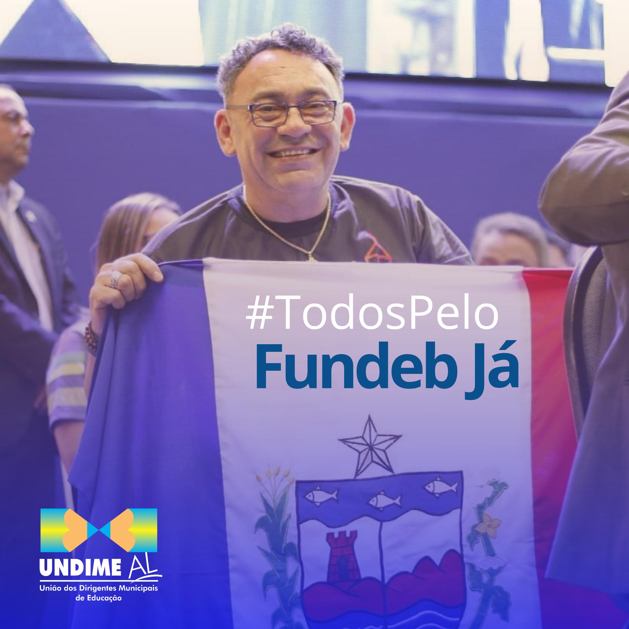 Undime Alagoas pede o apoio de todos em defesa do Novo Fundeb