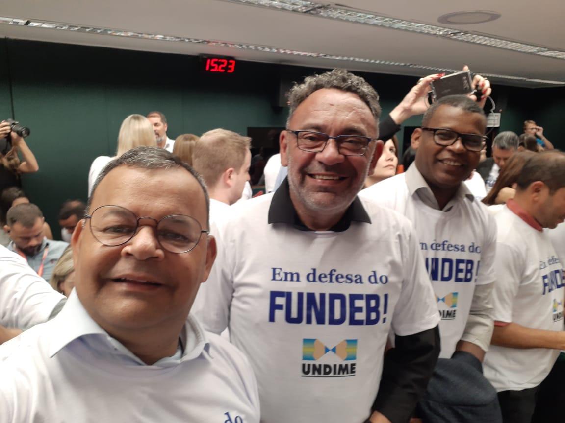 Undime unida em defesa do Novo Fundeb