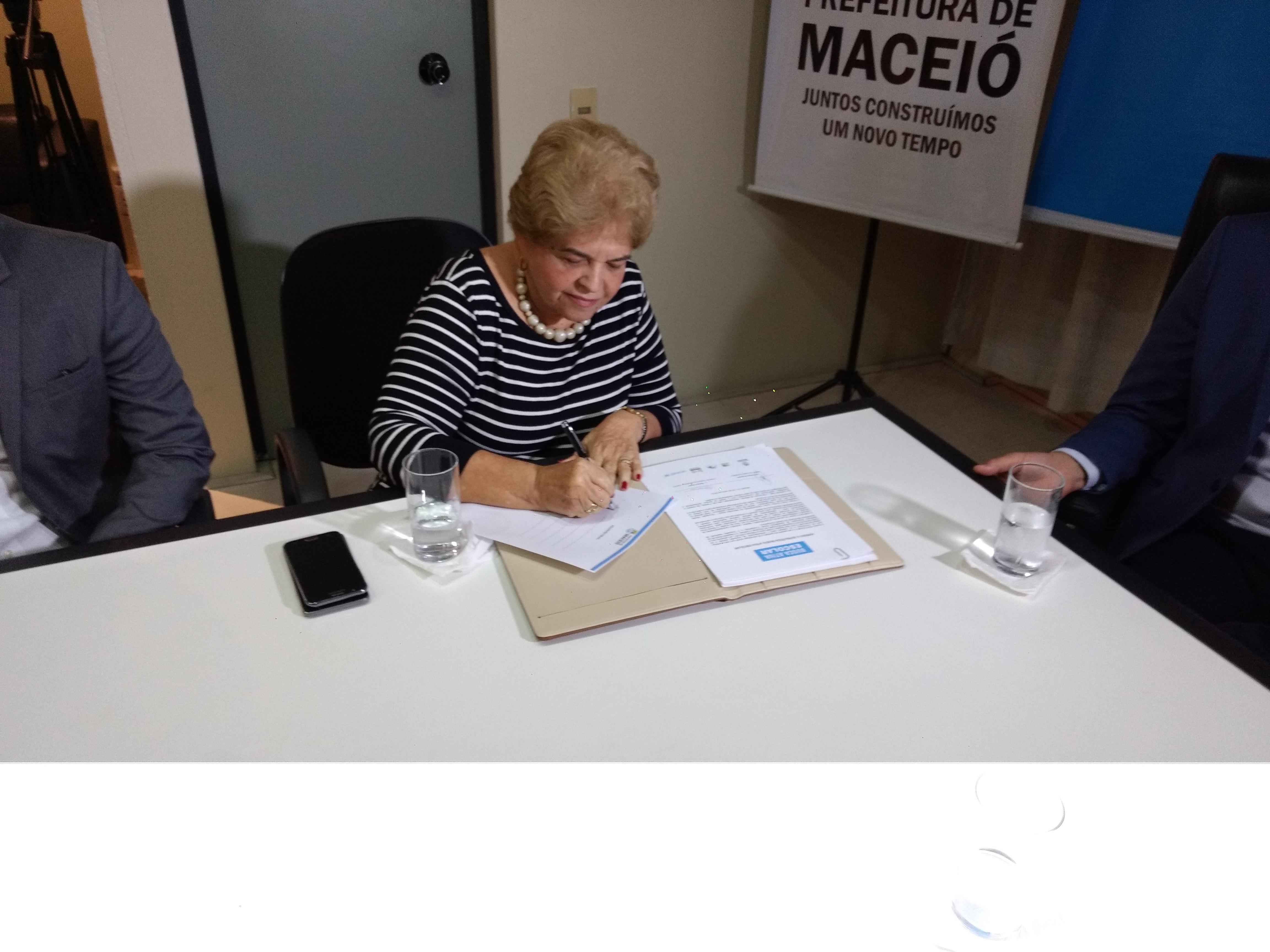 Parceria Undime Busca Ativa Prefeitura de Maceió