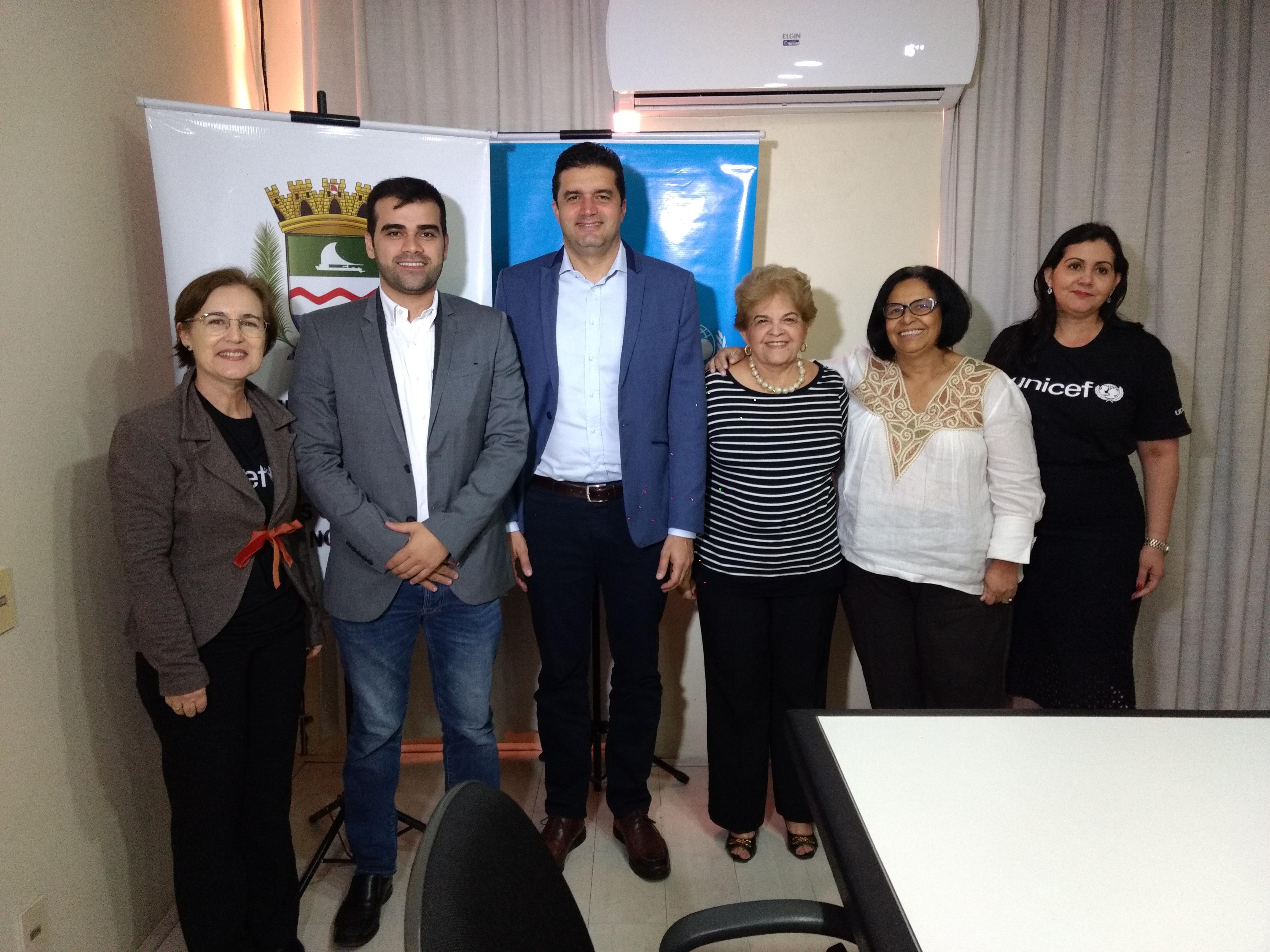 Prefeitura de Maceió firma parceria paraBusca Ativa Escolar